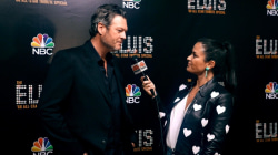 Blake Shelton on hosting star-studded Elvis tribute on NBC