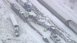 47-car pileup in Missouri leaves at least 1 dead