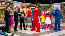 'Sesame Street' characters share new magic in TODAY performance