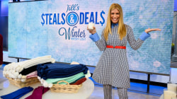 Steals and Deals: Robes, cashmere and more cozy winter buys