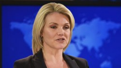 Heather Nauert withdrawals bid for UN ambassador consideration