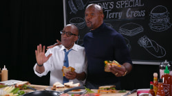 COLD CUTS with Al Roker: Terry Crews