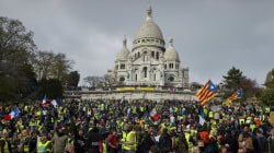 Heightened security as France's 'yellow vest' protests enter 19th week