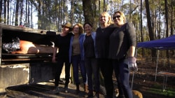 5 determined women defy stereotypes by starting their own barbecue team
