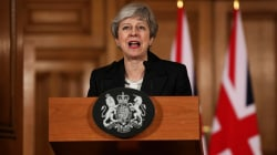 Theresa May on Brexit delay: 'A matter of great personal regret'
