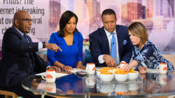 Cheetos or Doritos? TODAY anchors weigh in on viral chip ranking