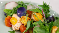Spring recipes: Make Craig Strong's salmon salad