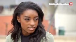 Simone Biles opens up about how she coped with sexual abuse
