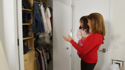 The Home Edit ladies works their makeover magic on Hoda's closet