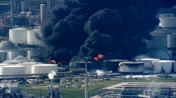Texas chemical facility fire extinguished