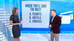 Secrets behind finding the best travel deals