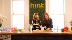 Meet the woman behind Hint, a refreshing beverage company