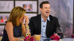 Carson Daly talks about why he tells his kids white lies