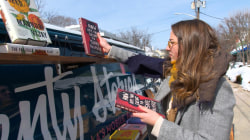 Duo behind Twenty Stories put a spin on the mobile bookstore