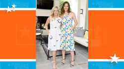 Reese Witherspoon and Jennifer Garner laugh off tabloid pregnancy rumors