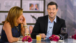 Carson Daly says he considered becoming a priest