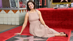 Mandy Moore supported by 'This Is Us' cast as she receives Walk of Fame star
