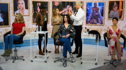 Spring hairstyles: How to get Kim Kardashian's slicked low ponytail