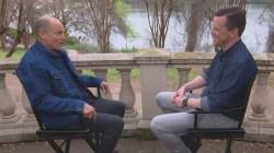 Woody Harrelson talks season 3 of 'True Detective'