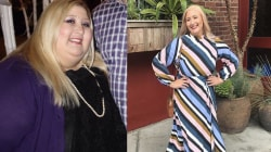 Woman loses 350 pounds - and finally learns how to ride a bike