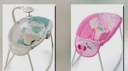 Kids II recalls rocking sleeper after 5 infant deaths