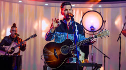 Watch Andy Grammer sing 'Don't Give Up On Me' live on TODAY