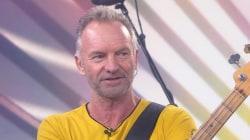 Sting announces new Las Vegas residency