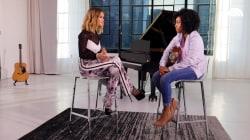 Country superstar Maren Morris shares advice for aspiring singer and songwriter