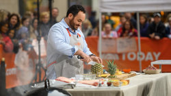 Pig Beach chef Matt Abdoo barbecues for a good cause