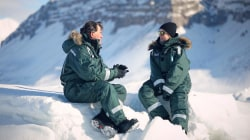 Dylan Dreyer gets an eye-opening look at the Arctic
