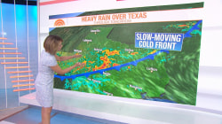 Dangerous storms, tornadoes threaten the South