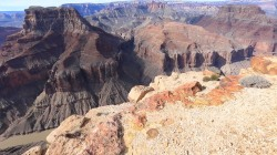 Woman dies in over-the-rim fall inside Grand Canyon