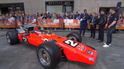 Indy 500: Andretti family revs up for the big race