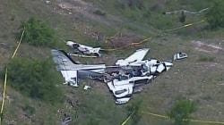 Small plane crash in Texas kills all 6 on board