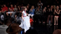 Make-A-Wish helps young patient live her dream of walking the runway