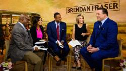 Brendan Fraser on playing a misfit hero in 'Doom Patrol'