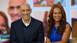 Tony and Lauren Dungy talk new book 'We Chose You'