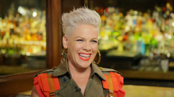 Pink talks to Carson Daly about fame, family and her new album