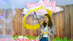 Rainy day fashion: What to wear for those April showers