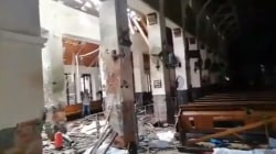 Easter Sunday attacks in Sri Lanka leave hundreds dead