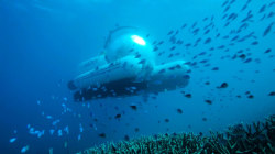 World's first submarine ride-sharing service to start at Great Barrier Reef
