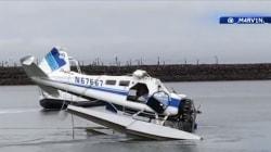 Two dead after float plane crashes in Alaska