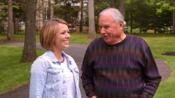 Dylan Dreyer takes a trip to her hometown in New Jersey
