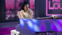 Pianist Chloe Flower performs 'Get What U Get' live on TODAY