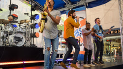 Watch Thomas Rhett sing 'Crash and Burn' live on TODAY