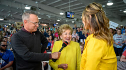 Elizabeth Dole talks about championing military caregivers