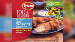 Tyson frozen chicken strips recalled after reports of metal pieces