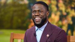 Kevin Hart talks 'Secret Life of Pets 2,' family, 40th birthday