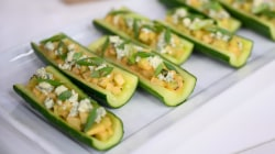 Healthy side dishes: Make Joy Bauer's Buffalo cucumber boats, more
