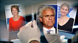 Robert F. Kennedy Jr.'s siblings slam his controversial vaccine views